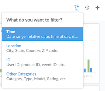 Add time filter
